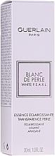 Parfémy, Parfumerie, kosmetika Bělicí esence - Guerlain Blanc De Perle Whitening Essence