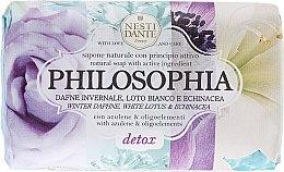 """Parfémy, Parfumerie, kosmetika Mýdlo """"Detox"""" - Nesti Dante Philosophia Soap"""