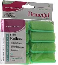 Parfémy, Parfumerie, kosmetika Natáčky na vlasy 25 mm, 8 ks - Donegal Sponge Curlers