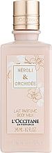 Parfémy, Parfumerie, kosmetika L'Occitane Neroli & Orchidee - Tělové mléko