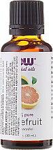 Parfémy, Parfumerie, kosmetika Éterický olej Grapefruit - Now Foods Grapefruit Essential Oils