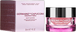 Parfémy, Parfumerie, kosmetika Noční regenerační maska - Germaine de Capuccini Timexpert Rides Night Success