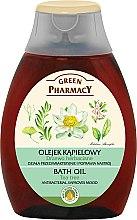 """Parfémy, Parfumerie, kosmetika Olej do koupele """"Čajový strom"""" - Green Pharmacy Tea Tree Bath Oil"""