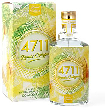 Parfémy, Parfumerie, kosmetika Maurer & Wirtz 4711 Remix Cologne Lemon - Kolínská voda