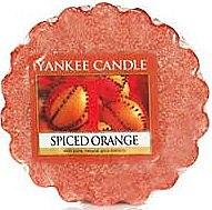 Parfémy, Parfumerie, kosmetika Aromatický vosk - Yankee Candle Spiced Orange Wax Melts