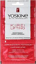 """Parfémy, Parfumerie, kosmetika Japonská léčba ve sáčku """"Super hladkost a restaurování"""" - Yoskine Kirei Lifting Japanese Weekend Treatment"""