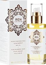 Parfémy, Parfumerie, kosmetika Suchý olej na tělo a vlasy - Ren Moroccan Rose Gold Glow Perfect Dry Oil