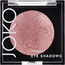 Parfémy, Parfumerie, kosmetika Minerální zapečené oční stíny - Joko Mineral Eye Shadow