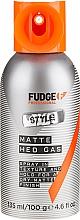 Parfémy, Parfumerie, kosmetika Fixační sprej pro matný vzhled - Fudge Matte Hed Gas Mattes Spray