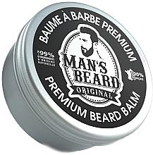 Parfémy, Parfumerie, kosmetika Premium balzám na vousy - Man's Beard Premium Beard Balm