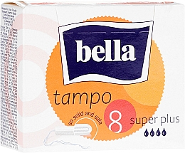 Parfémy, Parfumerie, kosmetika Hygienické tampony Tampo Premium Comfort Super Plus, 8 ks. - Bella