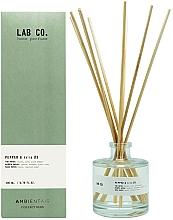 Parfémy, Parfumerie, kosmetika Aroma difuzér - Ambientair Lab Co. Pepper & Iris