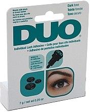 Parfémy, Parfumerie, kosmetika Lepidlo pro svazky řas - Duo Individual Lash Adhesive Dark