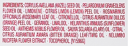 Olej na obličej pro kombinovanou plet' - Clarins Lotus Face Treatment Oil — foto N4