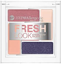 Parfémy, Parfumerie, kosmetika Paleta očních stínů - Bell Hypoallergenic Fresh Look Eyeshadow Palette