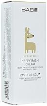 Parfémy, Parfumerie, kosmetika Krém dětský hydratační a ochranný - Babe Laboratorios Nappy Rash Cream