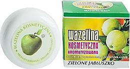 Parfémy, Parfumerie, kosmetika Vazelína na rty Zelené jablko - Kosmed Flavored Jelly Green Apple