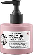 Parfémy, Parfumerie, kosmetika Krém na barvené vlasy s termoochranou - Maria Nila Luminous Colour Hair Lotion