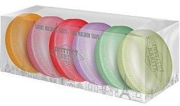 Parfémy, Parfumerie, kosmetika Sada mýdel - Institut Karite Shea Soaps (soap/6x27g)