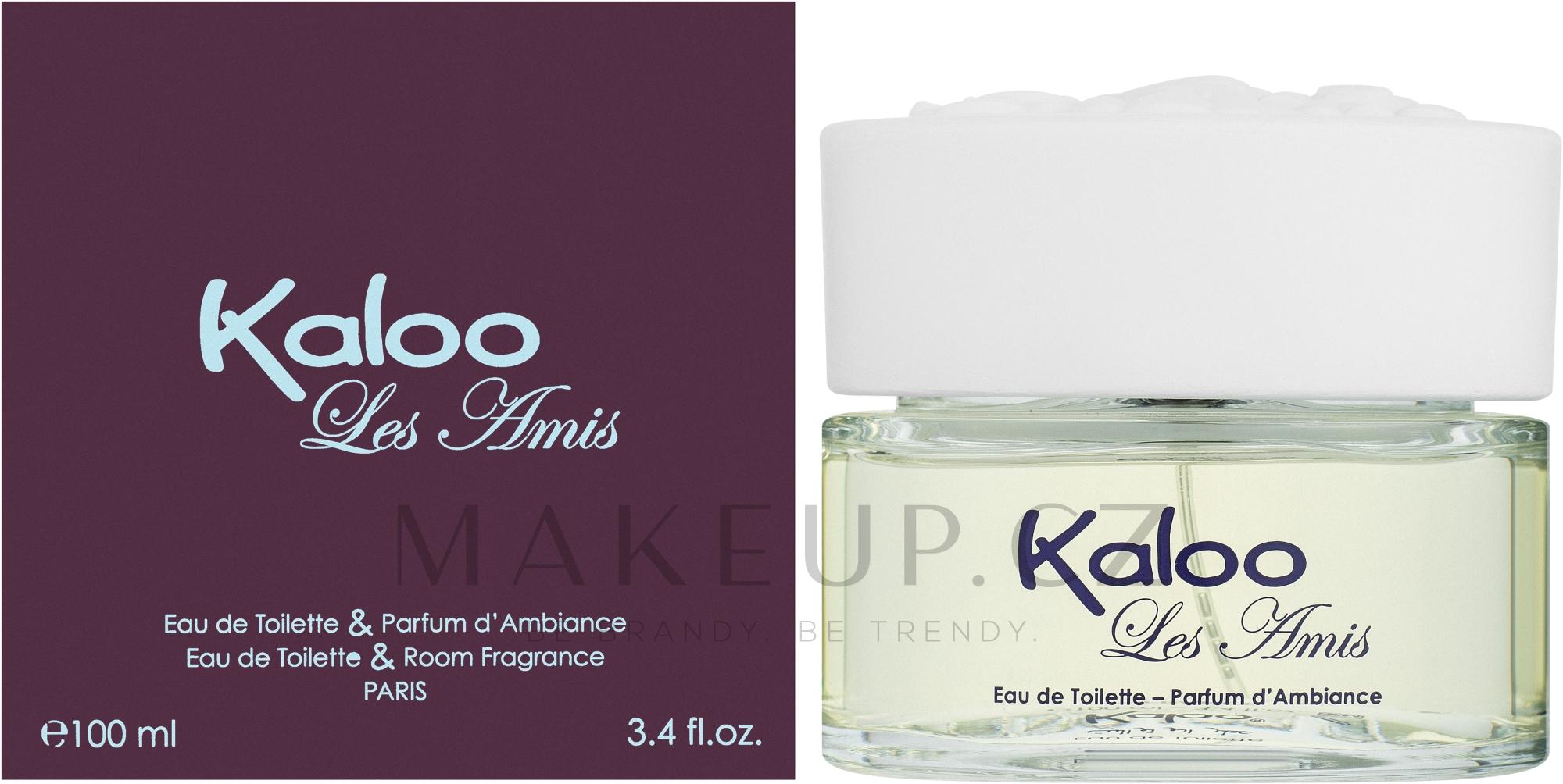 Kaloo Kaloo Les Amis - Toaletní voda — foto 100 ml