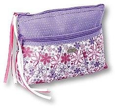 Parfémy, Parfumerie, kosmetika Kosmetická taška Ribbons 93951, fialová - Top Choice