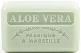 Parfémy, Parfumerie, kosmetika Marseillské mýdlo Aloe Vera - Foufour Savonnette Marseillaise