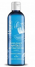 Parfémy, Parfumerie, kosmetika Antibakteriální tekuté mýdlo - Lirene Arbuz&Aloes Liquid Soap