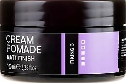 Parfémy, Parfumerie, kosmetika Tvarující pomáda na vlasy a vousy - Dandy Matt Finish Cream Pomade Matte Wax For Hair And Beard