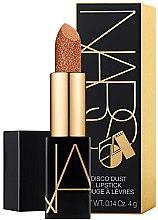 Parfémy, Parfumerie, kosmetika Rtěnka - Nars Disco Dust Lipstick