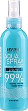 Parfémy, Parfumerie, kosmetika Sprej na obličej a tělo s extraktem z hnědých řas - Revuele Face&Body Revitalizing Aqua Spray