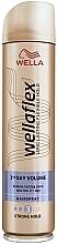 Parfémy, Parfumerie, kosmetika Lak na vlasy pro objem vlasů silné fixace - Wella Wellaflex Volume