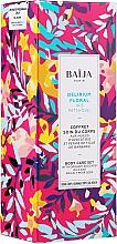 Parfémy, Parfumerie, kosmetika Sada - Baija Delirium Floral (b/cream/75ml + sh/gel/100ml + b/scr/60g)