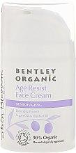 Parfémy, Parfumerie, kosmetika Krém na obličej - Bentley Organic Skin Blossom Age Resist Face Cream