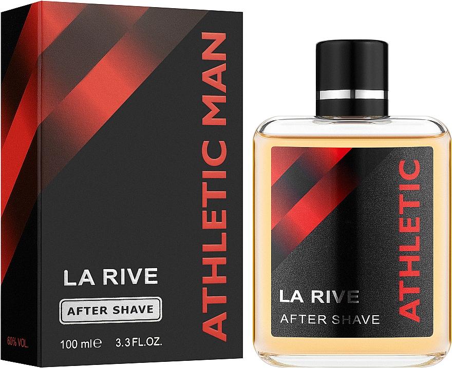 La Rive Athletic Man - Mléko po holení