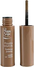 Parfémy, Parfumerie, kosmetika Pudr na obočí - Peggy Sage Eyebrow Powder