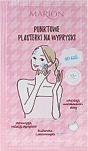 Parfémy, Parfumerie, kosmetika Náplasti bodové na akné - Marion