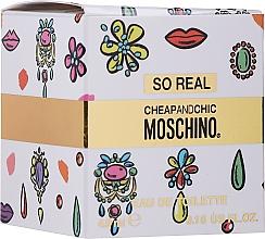 Parfémy, Parfumerie, kosmetika Moschino So Real Cheap and Chic - Toaletní voda (mini)